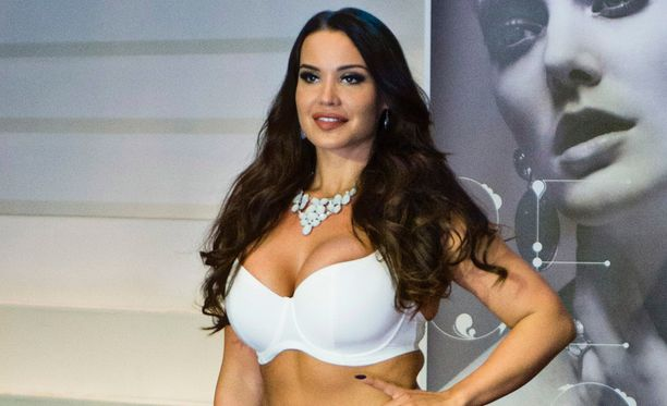 Mailis Penttilä muistetaan Miss Helsinki -kilpailusta.