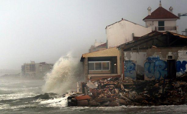 Espanjan Tulvat