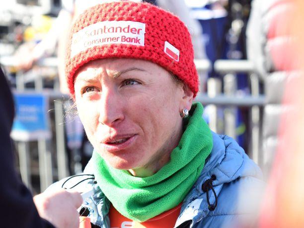 Justyna Kowalczyk on kritisoinut urheilijoiden poikkeuslupia vuosikaudet.