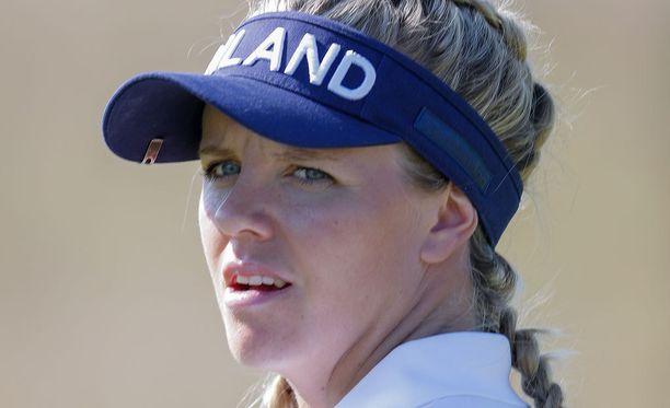 Noora Tamminen päätti kilpailunsa vahvasti.