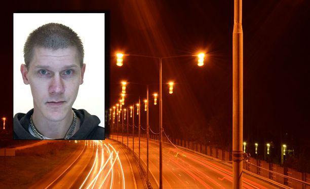 Jani Kellokumpu pakoili vankeusrangaistusta törkeästä kuolemantuottamuksesta. Perjantaina illalla vuosien pakomatka tuli päätökseensä.