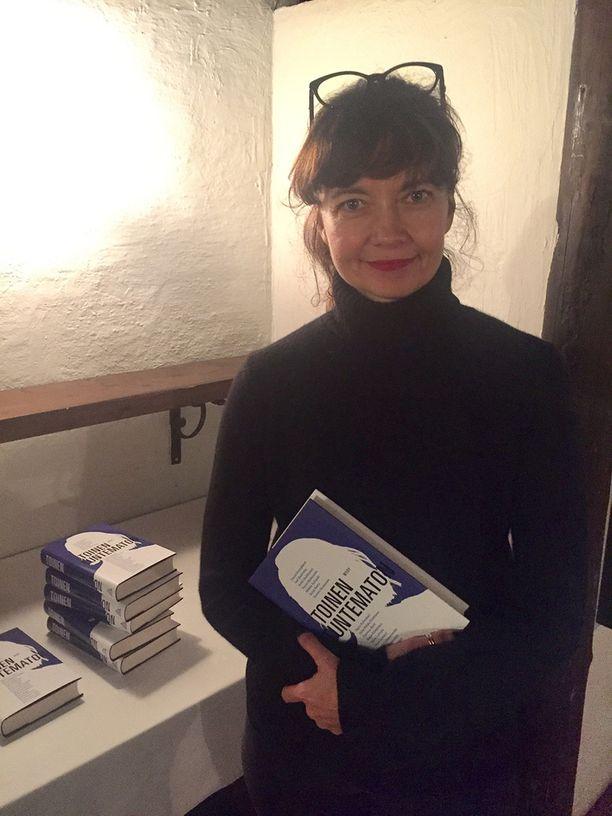 Kirsi Piha oli yksi kirjan ideoijista.