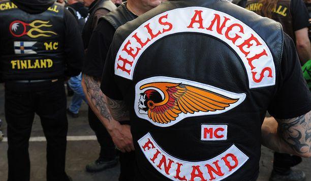 Hells Angels Suomi Presidentti