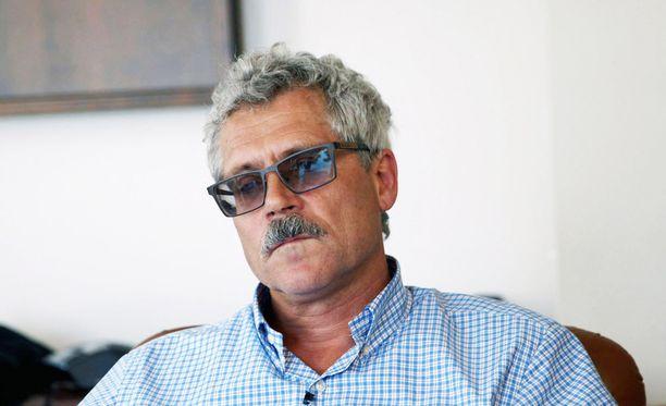 """Grigori Rodtshenkov kehitteli kuuluisan """"herttuattaren cocktailin""""."""