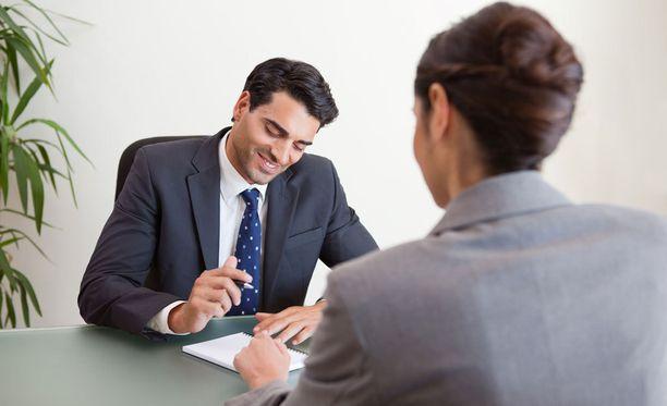 Työhaastattelijat haluavat tietää, miksi juuri sinä olet sopiva.