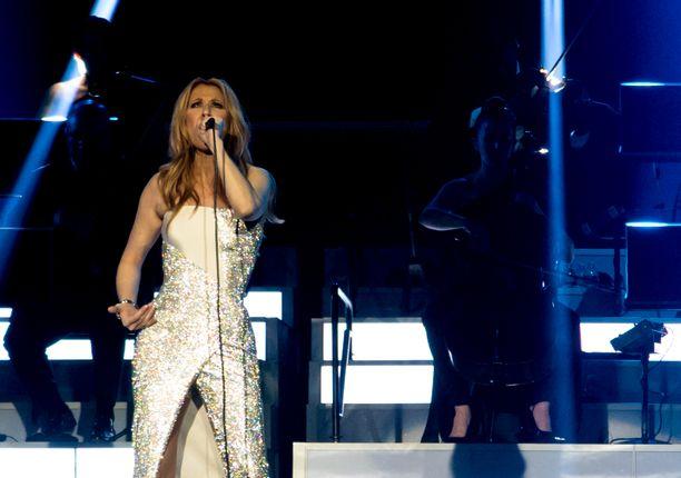 Celine Dion päättää musiikkiuransa kesäkuussa 2019.