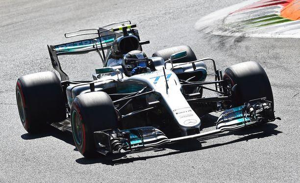 Valtteri Bottas ohitti jo Keke Rosbergin palkintopallisijojen määrässä.