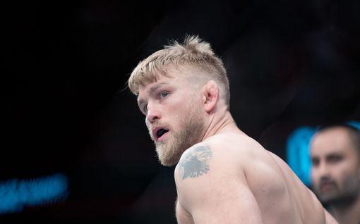 Ruotsin UFC-tähti pyörsi lopettamispäätöksensä - paluuottelu jo ensi kuussa
