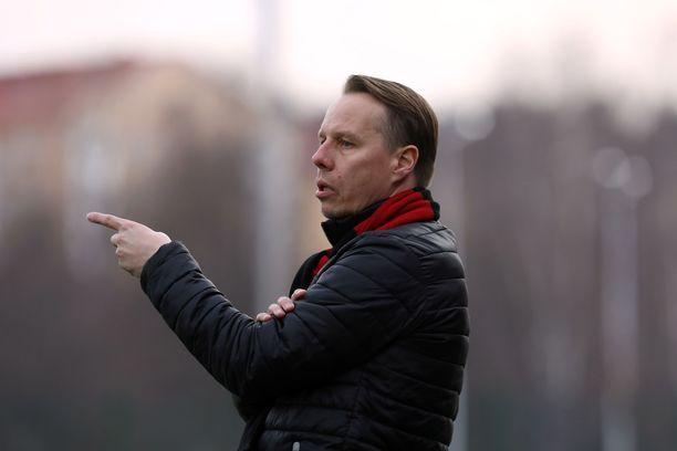 Sami Ristilä jättää FC Lahden kauden jälkeen.