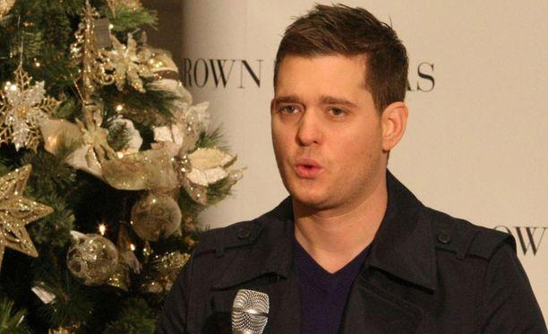 Michael Bublen joulualbumi nousi Yhdysvaltain listakärkeen.
