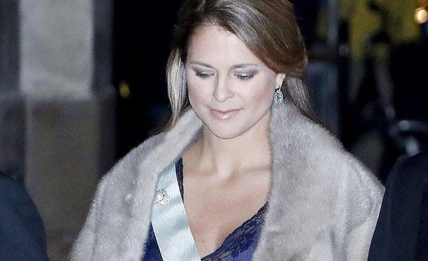 Prinsessa Madeleinen tyyliä seurataan aktiivisesti ruotsalaisissa viihdelehdissä.