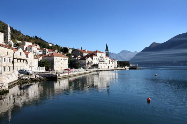 Montenegron maisemat hurmaavat varsinkin vuoristojen ystävän.