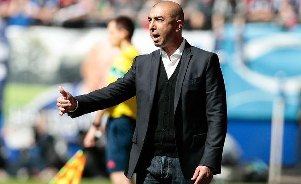 Roberto di Matteo ei jatka Schalken päävalmentajana.