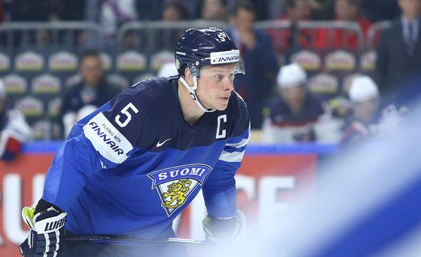 Lasse Kukkonen ylisti leijonajoukkueen sitkeyttä ja sitoutumista.