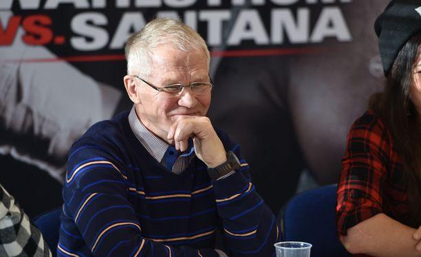 Risto Meronen haluaa Eva Wahlströmin voittavan turvallisesti.