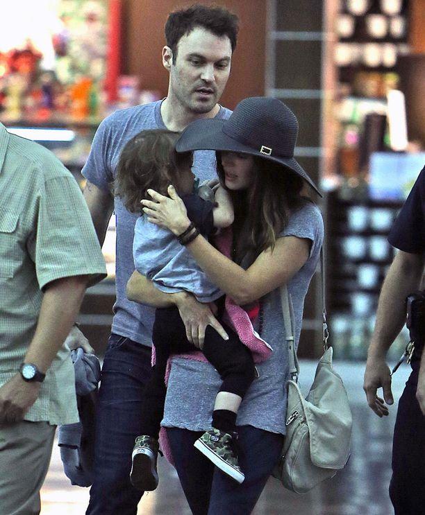 Megan Foxin ja Brian Austin Greenin Noah-esikoinen on kaksivuotias.