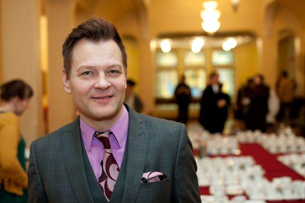 Petri Liski työskentelee parhaillaan Kansallisteatterissa.