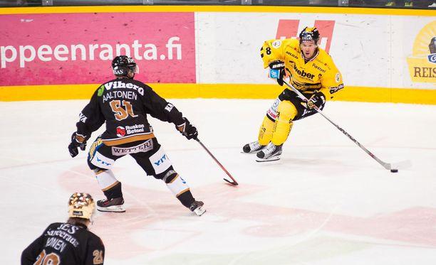 Ville Kohon viime hetken 3-3-osuma siivitti SaiPan lopulta rankkarivoittoon.