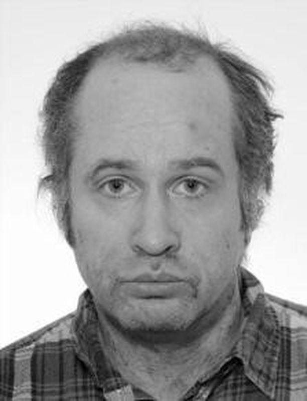 Poliisi etsii Leevi Samuel Keikkoa.