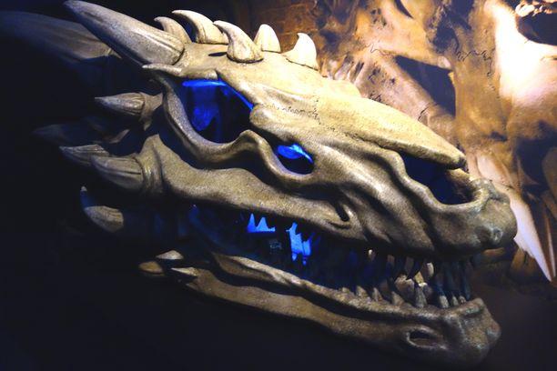 Lohikäärmeet ovat välttämätön osa House of the Dragon -tarinaa.