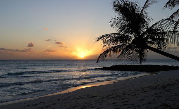 Barbados on pieni kuvankaunis saarivaltio.