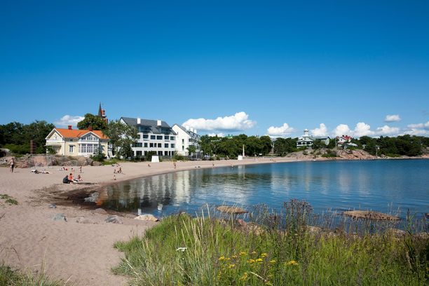 Suomen eteläisimmästä kaupungista löytyy näin ihania rantoja.