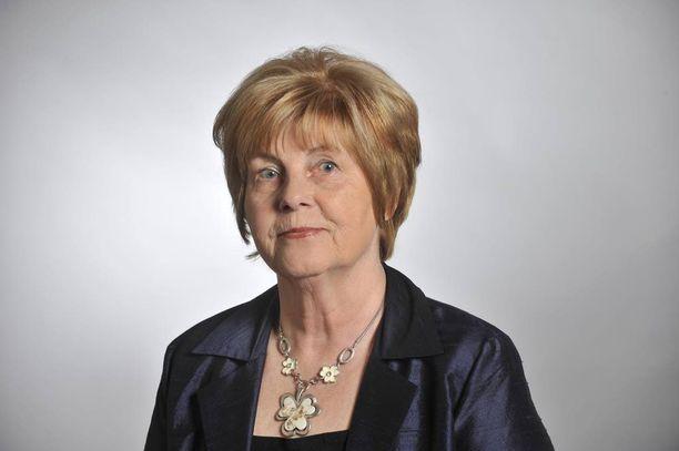 Lea Mäkipää keräsi muhkean äänisaaliin kevään eduskuntavaaleissa.