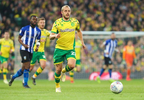 Teemu Pukin kausi Norwichissa on ollut jättipotti.