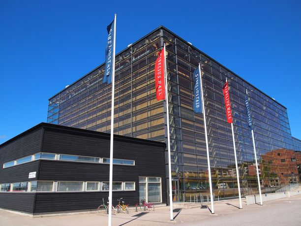Sinfonia Lahden kotisali sijaitsee Sibeliustalossa.