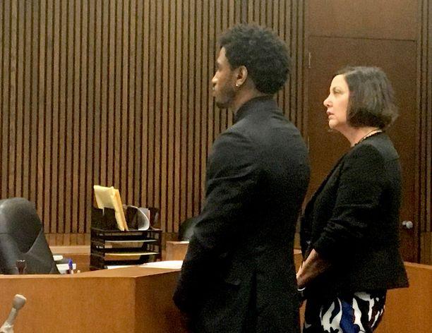 Trey Songz on ollut oikeudessa aiemminkin. Kuva on vuodelta 2017.