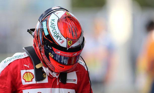 Kimi Räikkönen haluaisi tasaisemman auton.