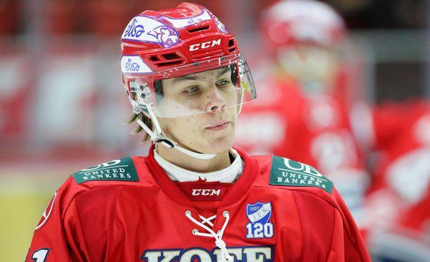 Miro Heiskasesta on vielä tällä kaudella paljon iloa HIFK:lle.