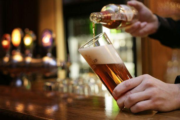 Alkoholin myyminen pitkänäperjantaina on ollut tähän asti Irlannissa kiellettyä.
