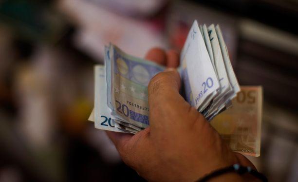 Kreikka saattaa vedonlyöntifirman mukaan olla lähtemässä myöhemmin tänä vuonna eurosta.