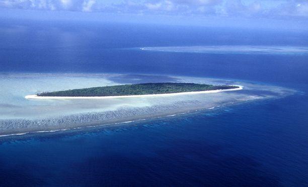 Suuri Valliriutta sijaitsee Australian Queenslandin rannikolla.