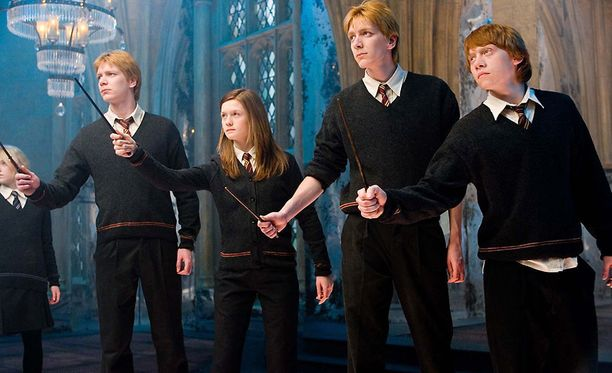 Otos elokuvasta Harry Potter ja Feeniksin kilta.
