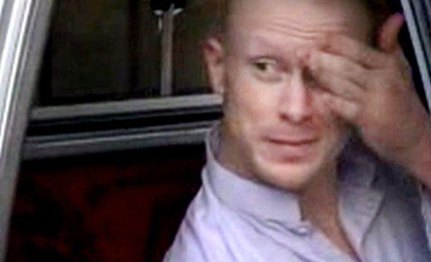 Bergdahl katosi vuonna 2009.