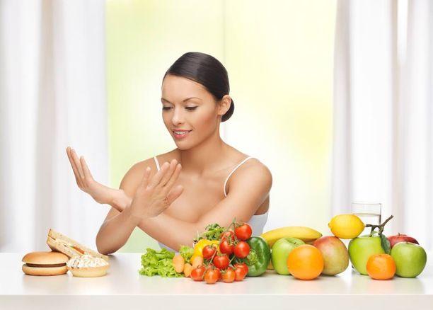 Painonhallinta on helpointa, jos valitset sellaisia ruokia, jotka ovat sekä terveellisiä ja joista oikeasti pidät.