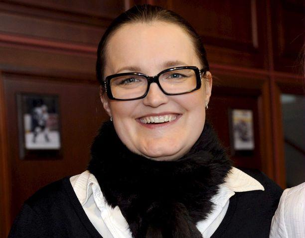Mirjami Penttinen on valittanut kilpailukiellostaan Urheilun oikeusturvalautakuntaan.