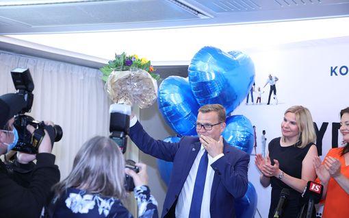 Kokoomus on voittanut kuntavaalit – Petteri Orpo: Viesti hallituspuolueille on selkeä
