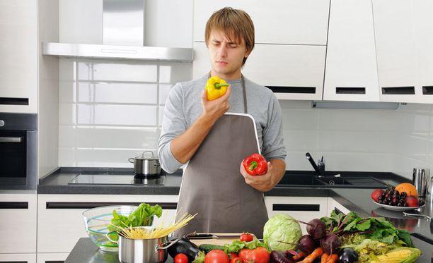 Ilahdutat kumppanin luultavasti, kun laitat ruokaa tai siivoat.