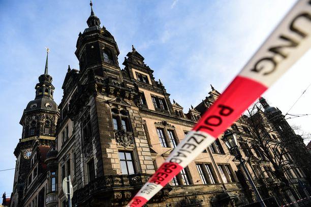 Dresdenin linnan aarrekammion taidevarkaus saattaa olla kaikkien aikojen suurin.