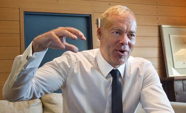 Allerin Suomen konsernin toimitusjohtaja Pauli Aalto-Setälä kertoo Allerin investoivan digitaalisiin alustoihin.