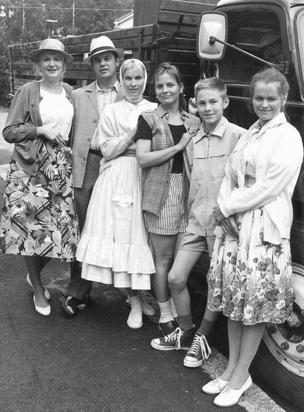 Raikkaan perheen tarina alkoi vuodesta 1962.