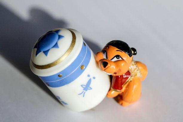 Krisse Karima sai Chinese Beaver -sarjan kasaan, kun hän löysi sosiaalisesta mediasta myynnissä viimeisen puuttuvan hahmon.