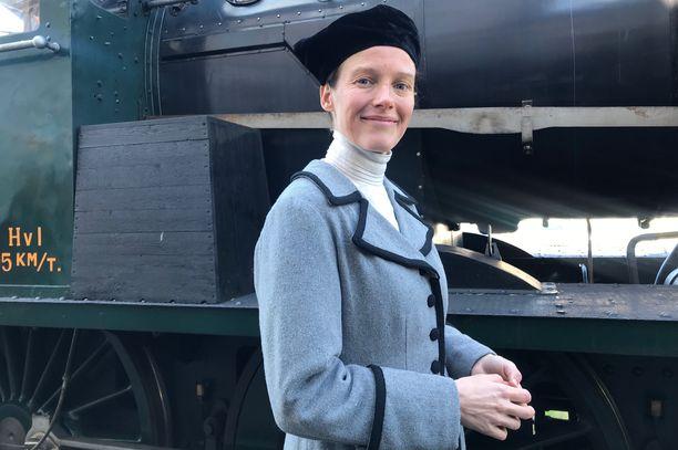 Laura Birn Helene Schjerfbeckinä.