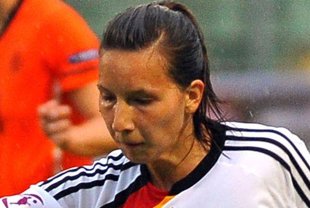 Ivana Rudelic pelasi toukokuussa naisten U-19 joukkueessa.