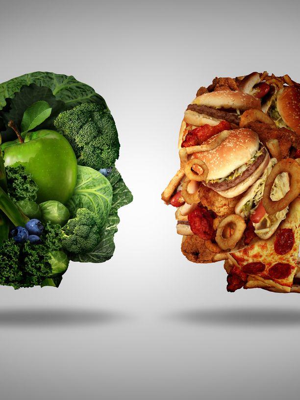 Kalorien laskeminen ei ole tehokas tapa saada selville, mitä on syönyt.