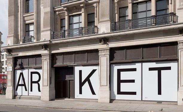 Ensimmäinen Arket-lippulaivamyymälä avataan elokuussa Lontoon Regent Streetille.