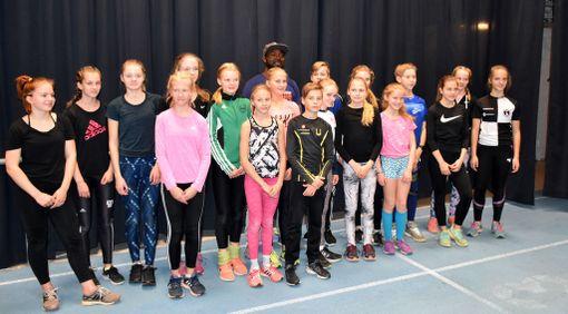 Tampereella Jermaine Shandin treeneissä oli 18 junioria. Sen enempää Shand ei halunnut ottaa mukaan, koska muuten valmennus kärsii.